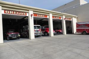 Amerikanische Feuerwehrautos! - Fire Station Oregon