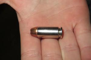 Patrone - Pistole 22-25 cm