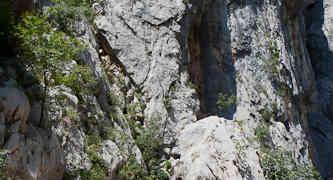 Paklenica - Mehrseilroute