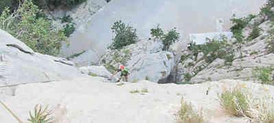 Kroatien - Paklenica, 3. Klettertag
