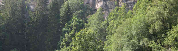 Schweden: Granitgrottan